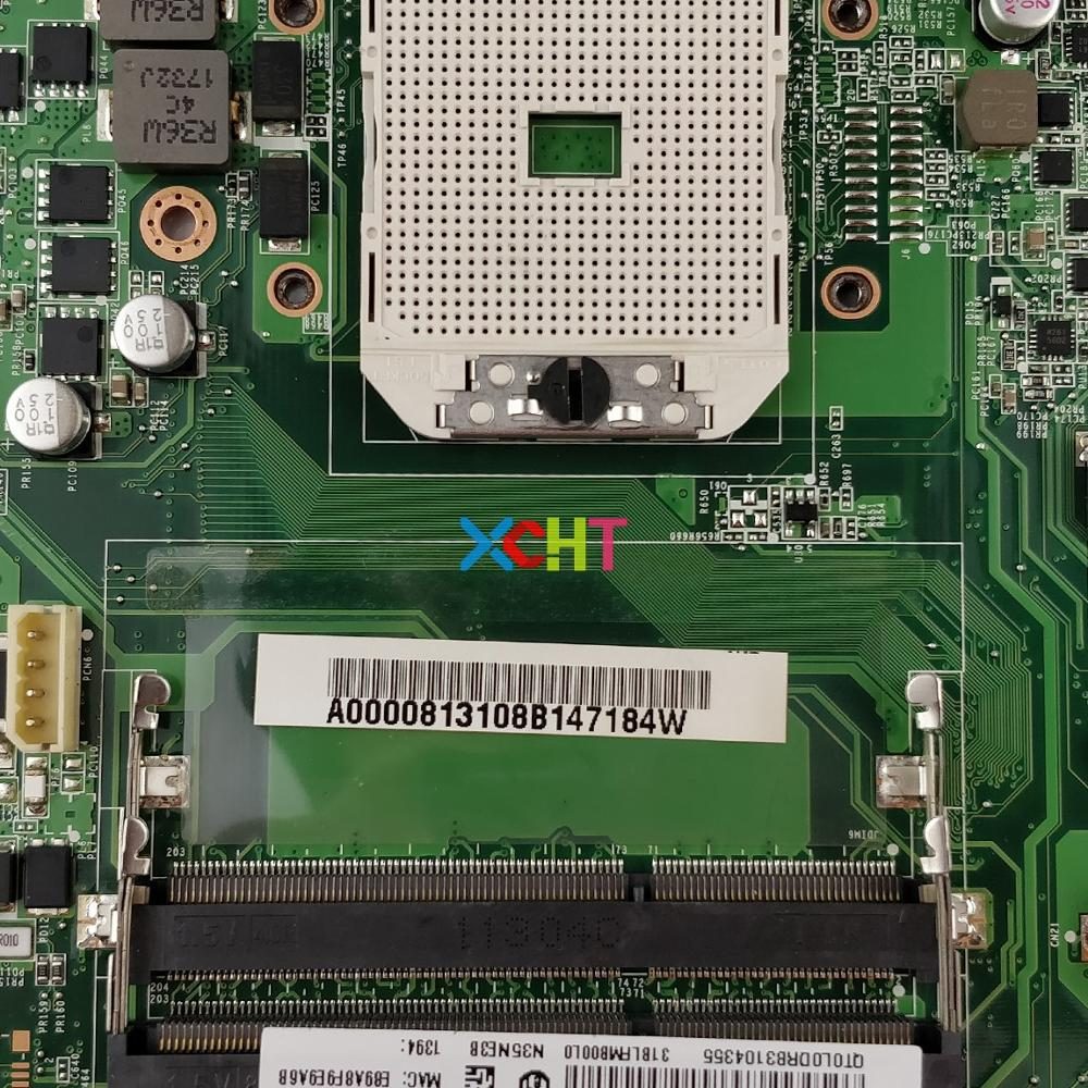 Image 3 - A000081310 DA0BLFMB6E0 w GT525M/1 GB графика для Toshiba L750D L750 L755D ноутбук ПК Материнская плата ноутбука протестирована-in Материнская плата для ноутбука from Компьютер и офис on AliExpress - 11.11_Double 11_Singles' Day