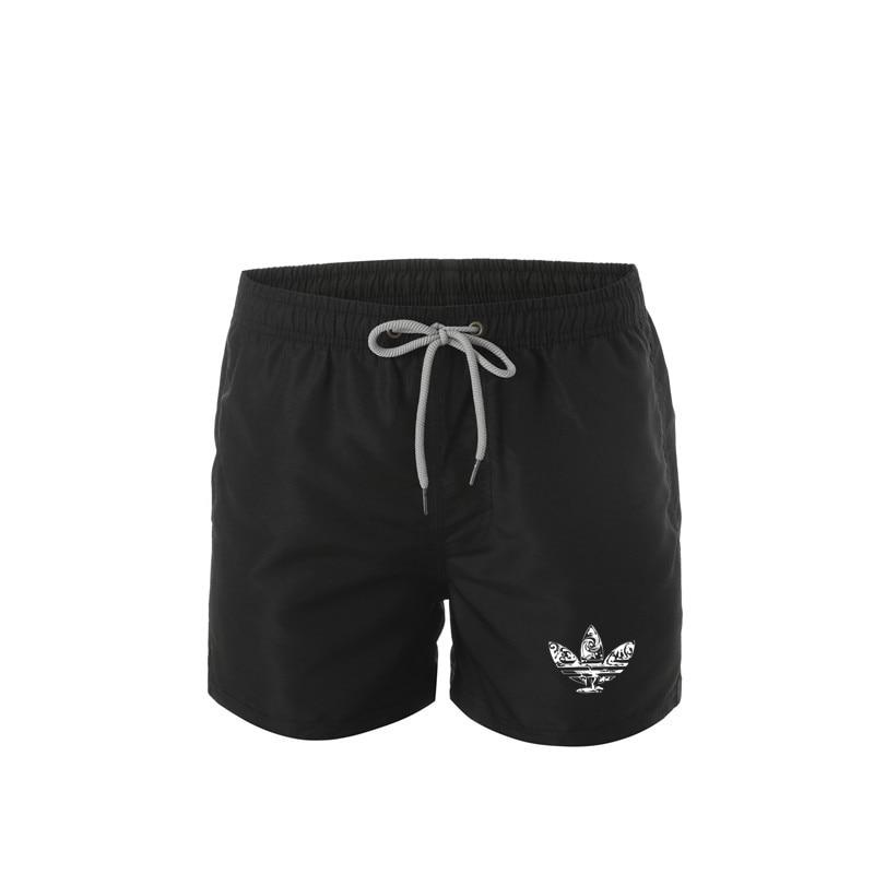 Sommer Männer Casual Dreidimensionale Lange Strand Hosen Mode Druck Mid-rise Shorts Männer Gerade Kordelzug Shorts Hot Verkauf Noch Nicht VulgäR