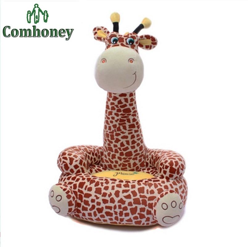 big save sofa bed designs images 2018 sweet giraffe baby bean bag chair cartoon stuffed plush ...