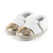 Delebao The Soft PU Leather Baby Shoes Spring/Autumn Newborn Boy & Girl  Infant Toddler Butterfly-knot First Walkers
