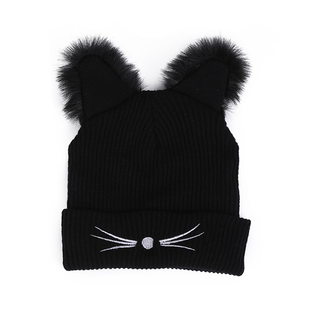 #4 DROPSHIP 2018 NEW HOT Fashion Women Baggy Warm Crochet Winter Wool Knit Ski Beanie Skull Slouchy Caps Hat Freeship
