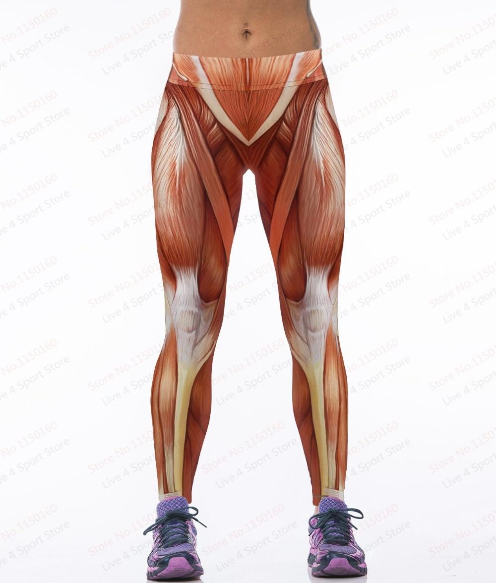 Popular Muscle Print Yoga Pants-Buy Cheap Muscle Print Yoga Pants ...