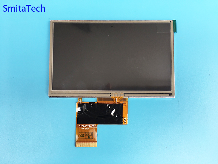 40 pin 5inch LCD for Navi N50i BT Car Navigators GPS LCD display AT050TN33 v.1 LCD display screen navigators planet earth