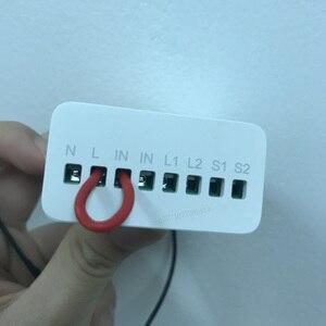 Image 5 - Módulo de Control de vía de dos vías Original Aqara, controlador de Relé inalámbrico de 2 canales para aplicación Mijia y Kit de casa