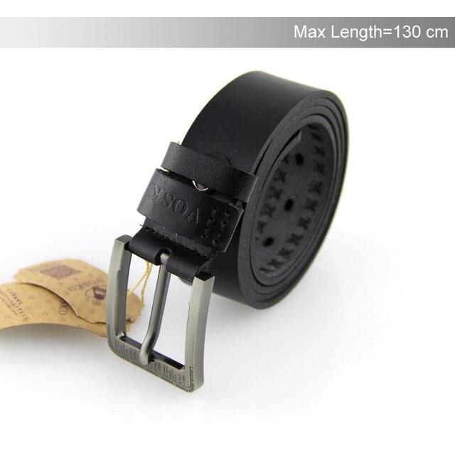 2016 new luxury brand men belt  genuine leather belts for men retro style casual men's belt Free Shipping YD20140529030