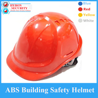 High Strength ABS Construction Safety Helmet Work Insulating Protect Hard Helmets Anti Smash Breathable Hard Hat