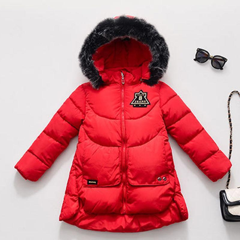 Aliexpress.com : Buy Girls Winter Coat 2017 Brand Fashion Jackets ...