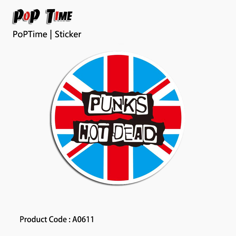 A0611 Round stripe interesting Hot Fashion Mixed stickers for kids Home decor on laptop decal fridge skateboard cut doodle toy