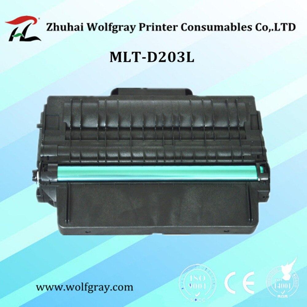 Compatible for Samsung ML-D203L D203L toner cartridge D203 203L Xpress SL-M3320ND/M3370FD/M3820DW/M3870FW/M4020/M4070FW lcl mlt d204e mltd204e d204 204e 204 1 pack black 10000 pages toner cartridge compatible for samsung sl m3825 4025 3875 4075