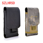 SZLHRSD Outdoor Phone Case For bylynd m9 Universal Military Tactical Holster Belt Bag Waist For TP-Link Neffos N1 XGODY D11