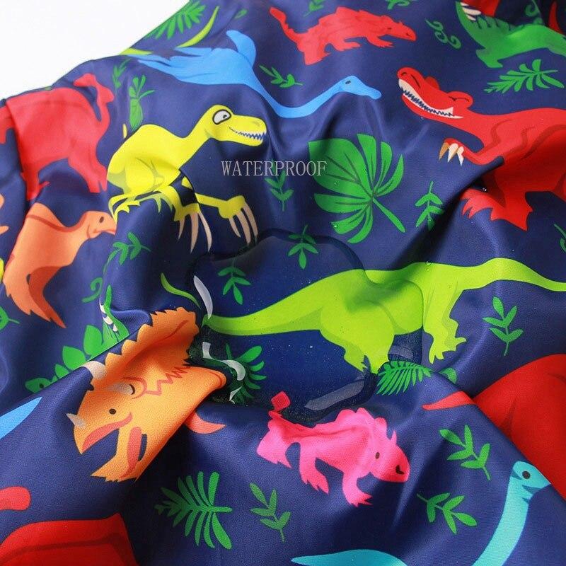 meninos blusão dinossauro dos desenhos animados outono