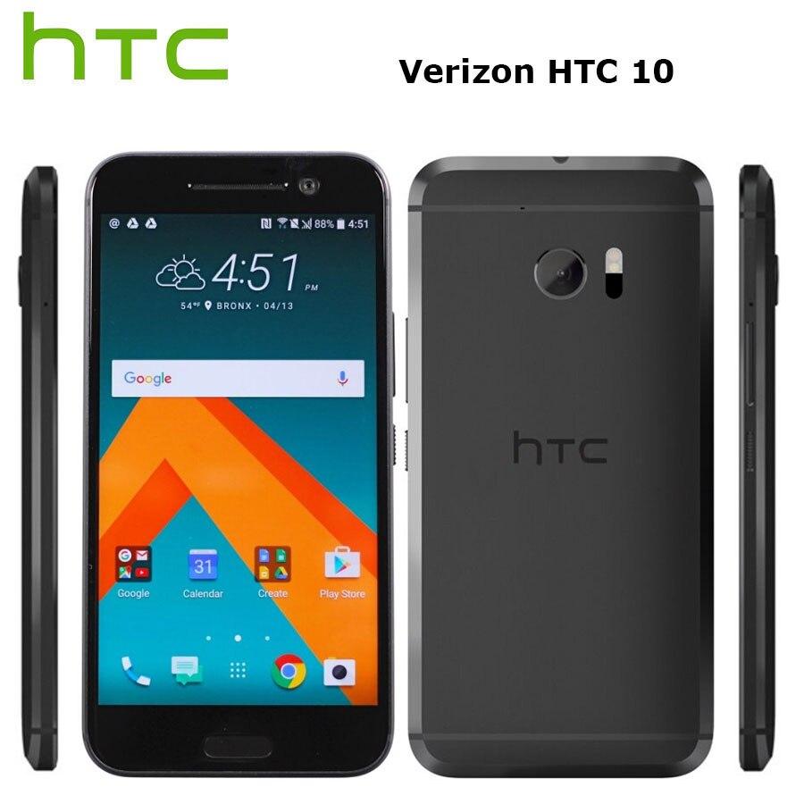 เวอร์ชั่น Verizon HTC 10 M10 LTE 5.2 นิ้ว 4 GB + 32 GB Snapdragon820 Quad Core 12MP กล้อง NFC ลายนิ้วมือ Callphone 1080 P-ใน โทรศัพท์มือถือ จาก โทรศัพท์มือถือและการสื่อสารระยะไกล บน AliExpress - 11.11_สิบเอ็ด สิบเอ็ดวันคนโสด 1