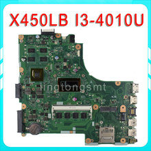 X450LB motherboard X450LC REV2.2 Mainboard Processor I3-4010U GeForce GT 740M 100% test