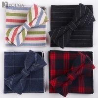Men S Dress Business Suit Tie Cotton Towel Groom Korean Male Marriage Tie Cotton Pocket Towel