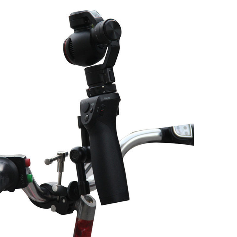 DJI-Osmo-Bike-Bicycle-Mount-Clamp-Tripod-Stabilizer-Bracket-for-Handheld-Gimble(2)