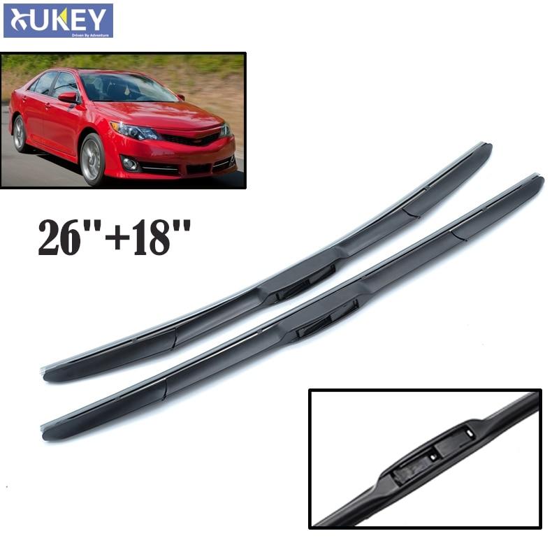 Custom Fit Front Seat Side Window Sunshade fr Toyota Camry Sedan Camry 2012-2017