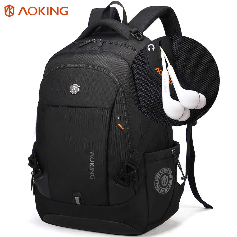 e3ae667ca743 Aoking Unisex Light Backpack College Student School Backpack Bags for  Teenagers Leisure Mochila Casual Rucksack Leisure