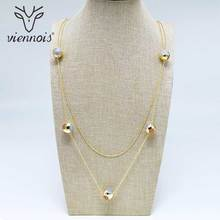 Style Beads Color Necklace