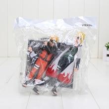 Naruto & Minato Namikaze Figure