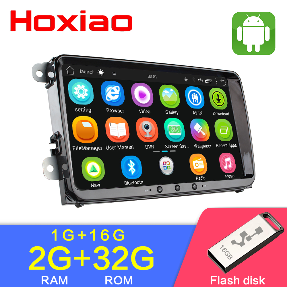2din car radio gps android 7 8 car stereo cassette player recorder Radio Tuner GPS Navigation