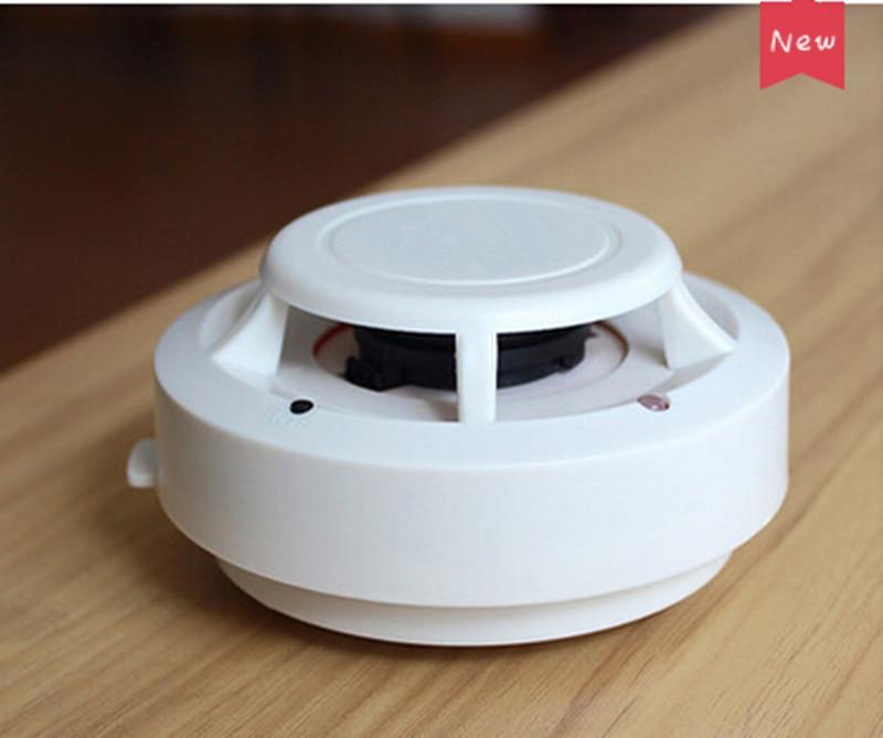 Home Alarm System Standalone 9v Smoke Alarm Fire Alarm