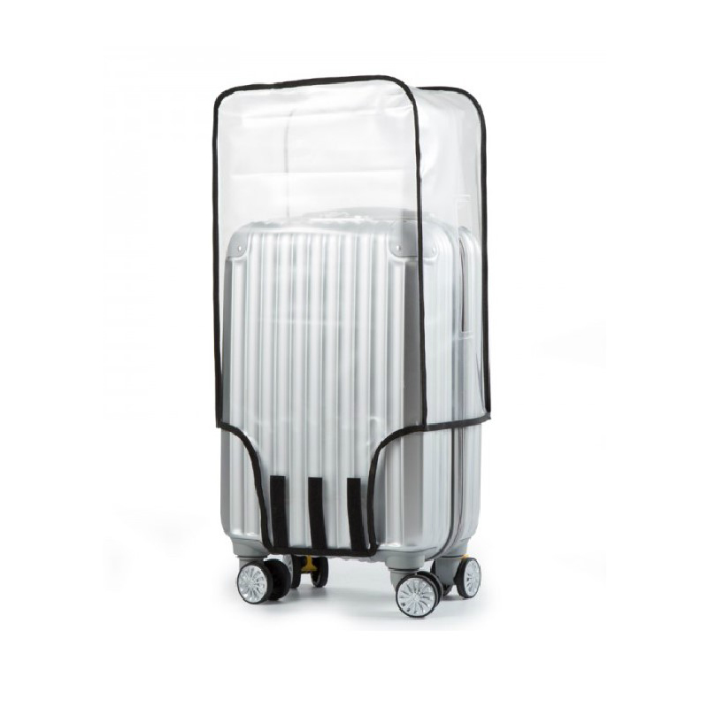 Thickening Transparent PVC Luggage Cover For Women Men Travel Accessories Suitcase Cover Organize Luggage Protective Covers цена 2017