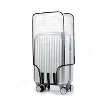 Thickening Transparent PVC Luggage Cover For Women Men Travel Accessories Suitcase Cover Or