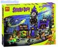Bela 10432 10431 Scooby Doo Misterioso Ghost House Building Block Juguetes KKKK