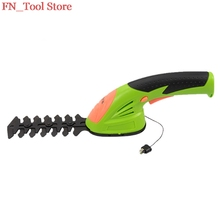 Buy FASEN 3.6V 2in1 Li-Ion Cordless Electric Hedge Trimmer Grass Brush Cutter mini