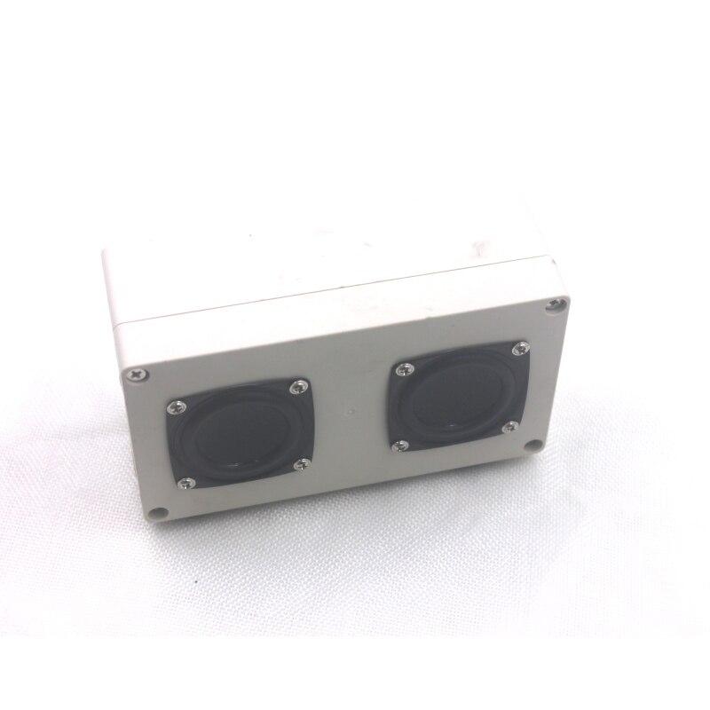 2 шт. 2 дюйма 8 Ом 12 Вт бас аудио динамик Средний НЧ-динамик Средний бас мультимедийный сабвуфер громкий динамик компьютерный динамик s