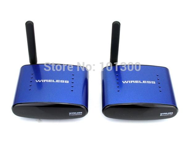 все цены на  FPV PAT-530 5.8G Wireless AV TV Audio Video Sender Transmitter Receiver IR Remote for IPTV DVD STB DVR  онлайн