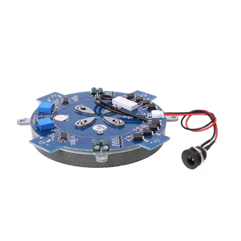Lévitation magnétique De Noyau De Machine de kit de bricolage Magnétique Lévitation Module Avec lampe à LED - 4