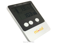 Livraison Gratuite Enregistreur de Température USB Humidité Datalogger thermomètre données d'enregistrement