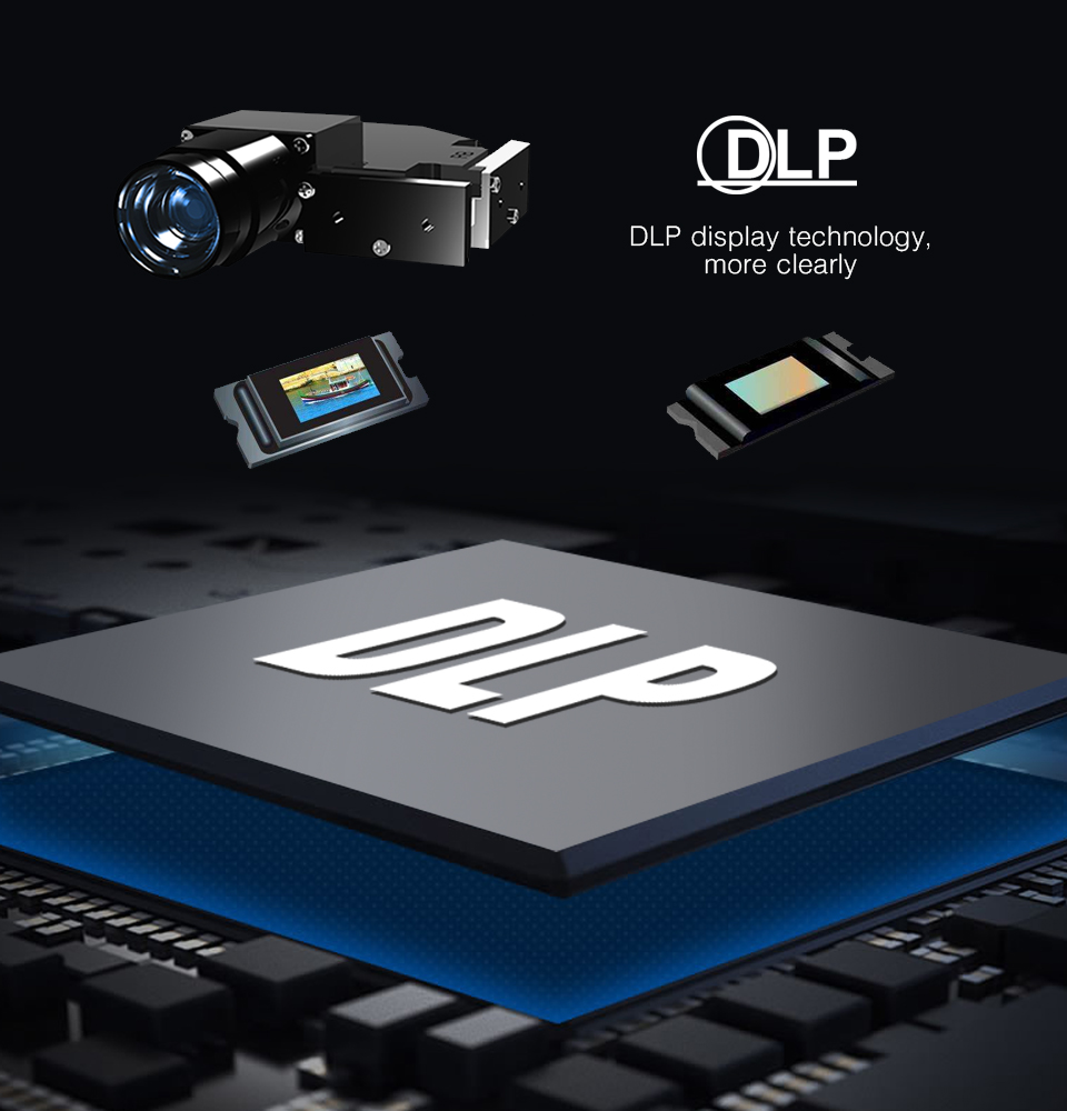 BYINTEK UFO P10 portable DLP projector (7)