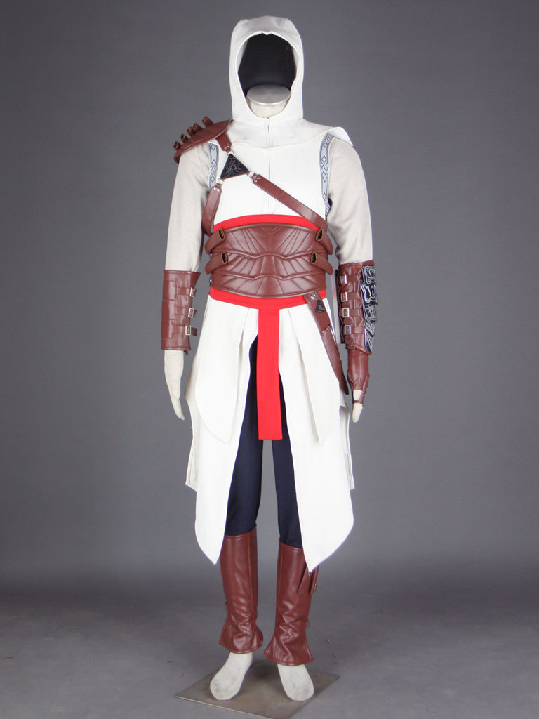 Deluxe Assassin S Creed Cosplay Costumes For Sale Buy Ac Outfits - Assassin s creed cosplay ezio auditore cosplay costume halloween china mainland