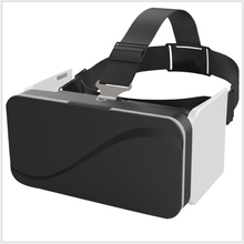 New Arrival Mini Portable Vr Headset Foldable Glasses For Smartphone Virtual Reality Glasses