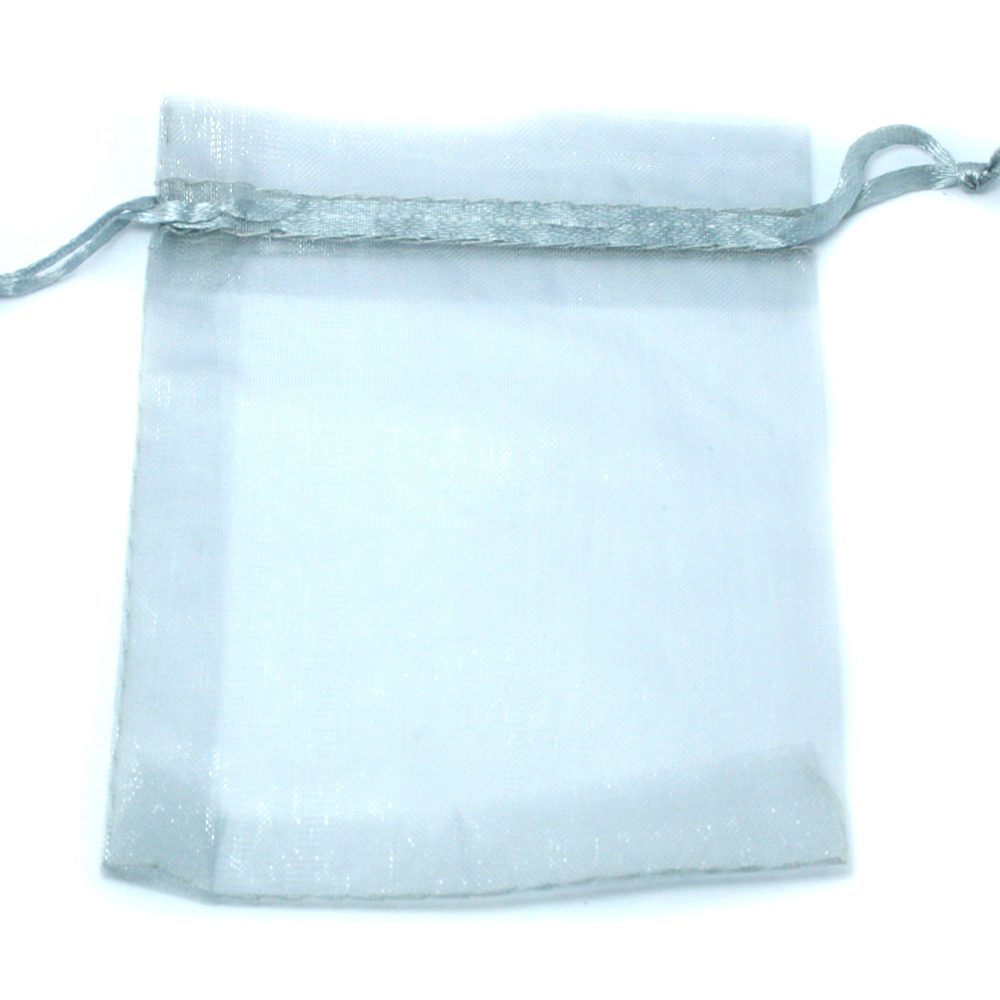 Wedding Gift Pouches: 100pcs/lot 10x15cm Drawable Small Organza Bags Favor