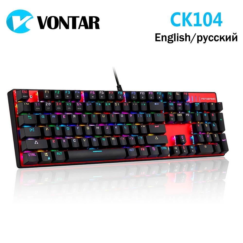 teclado ck104