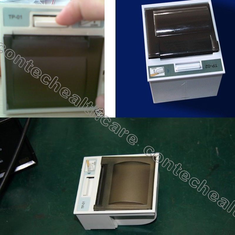 Thermal Printer+free 1 printer paper For Contec Multi-Parameter Patient Monitor quying laptop lcd screen compatible model ltn156hl01 ltn156hl02 201 ltn156hl06 c01 ltn156hl07 401 ltn156hl09 401 n156hce eba