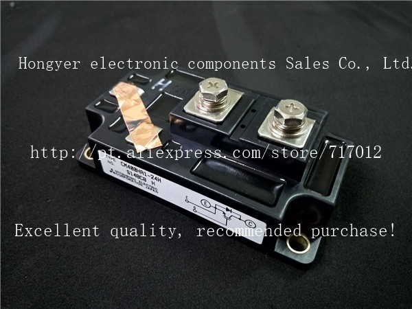 CM400HA1-24H new IGBT Power module:400A-1200V,Can directly buy or contact the seller,Free Shipping