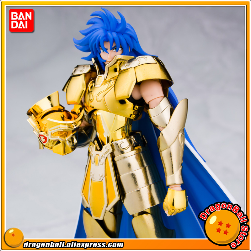 Japan Anime Saint Seiya Original BANDAI Tamashii Nations Saint Cloth Myth EX Action Figure - Gemini Saga saint seiya original bandai tamashii nations d d panoramation ddp action figure gemini saga the pope s chamber