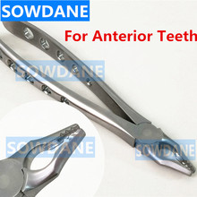 Dental Extraction Forcep Adult Teeth Extracting Plier for Anterior Front Teeth Surgical Toothdental Orthodontic Instrument цена и фото