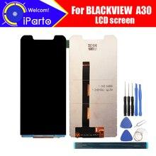 5.5 inch BLACKVIEW A30 LCD Screen Digitizer Vergadering 100% Originele Nieuwe LCD Digitizer voor BLACKVIEW A30