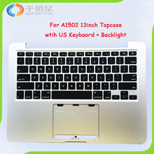 A1502 Topcase For Macbook Pro Retina 13″ With Keyboard Upper Top Case Palmrest US Layout Late 2013 Mid 2014 661-8154