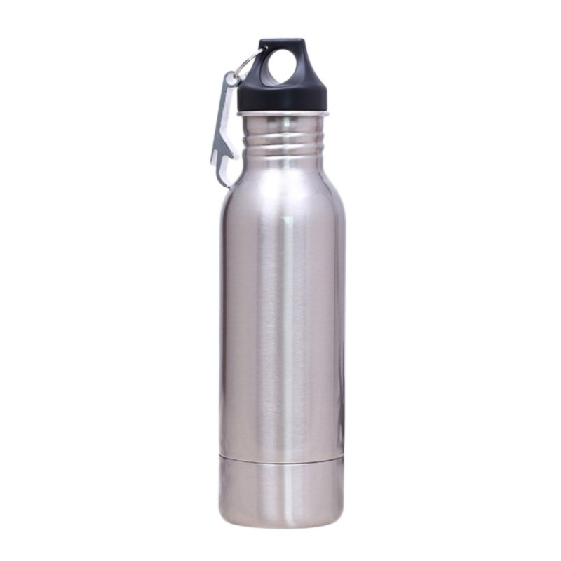 12oz Travel Mug Insulated Thermos Water Bottle Coffee Cup Stainless Steel Keeper
