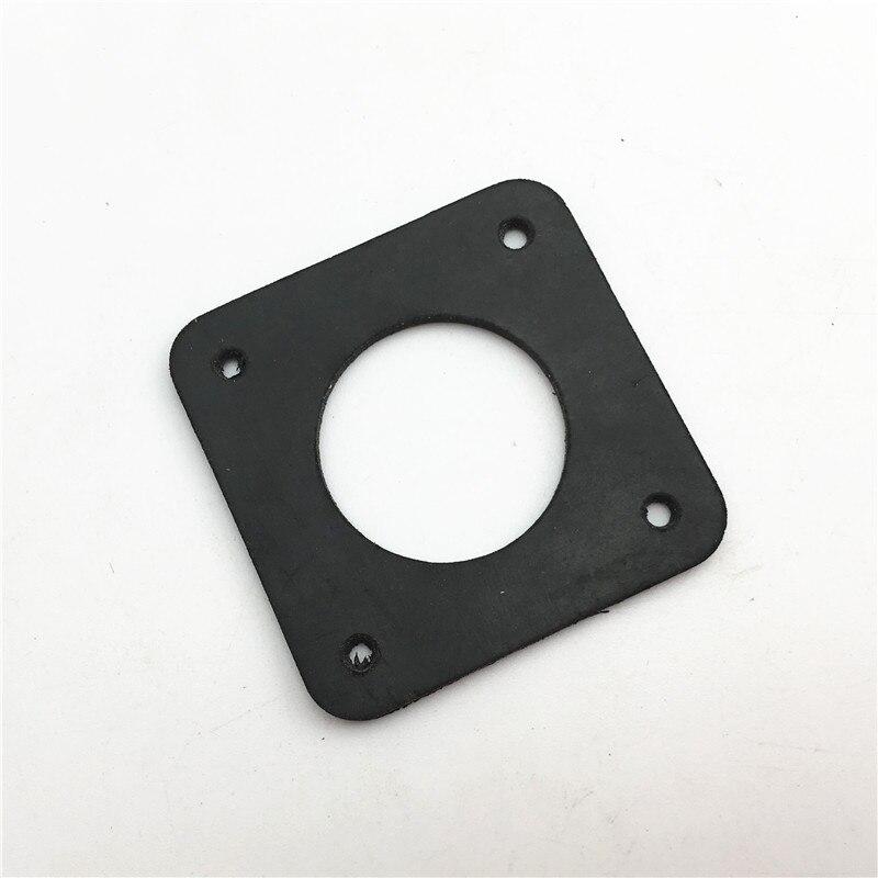 1pcs NEMA 17 23 Stepper Motor Rubber Damper Vibration Damper Shock Absorber For CNC Wanhao Anet Creality Ender 3 Pro 3D Printer