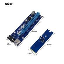 Pci-e 16x M.2 SATA ExpressCard Usb3.0 M2 PCI E расширения адаптер NGFF pci-e 16X