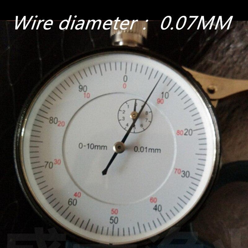 H0.8m * L50m 1layer 1cm-1.5cm lavaman rrjetë peshkimi rrjeti kine - Peshkimi - Foto 4