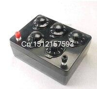 Precision Variable Decade Resistor Resistance Box 9999 9