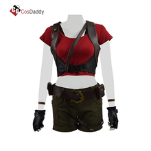 Jumanji cosplay costume Welcome to the Jungle Martha Kaply Ruby Roundhouse clothes  CosDaddy цена